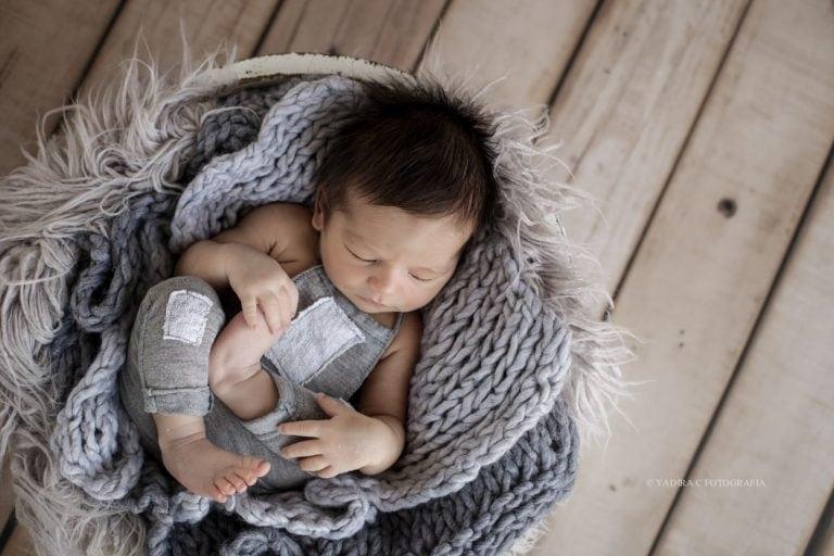 Luca, sesión de recién nacido