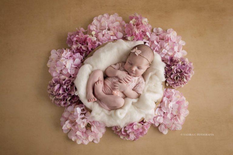 sesiones fotograficas newborn en estudio en torrent valencia