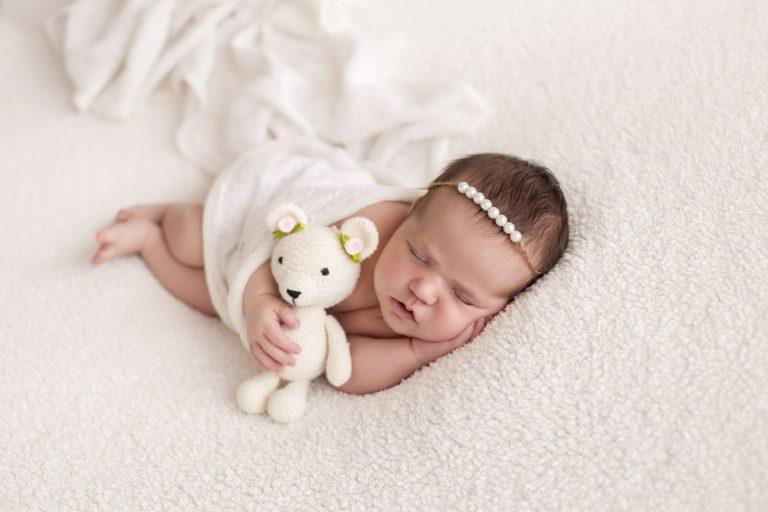Fotografía newborn en Torrent, Valencia