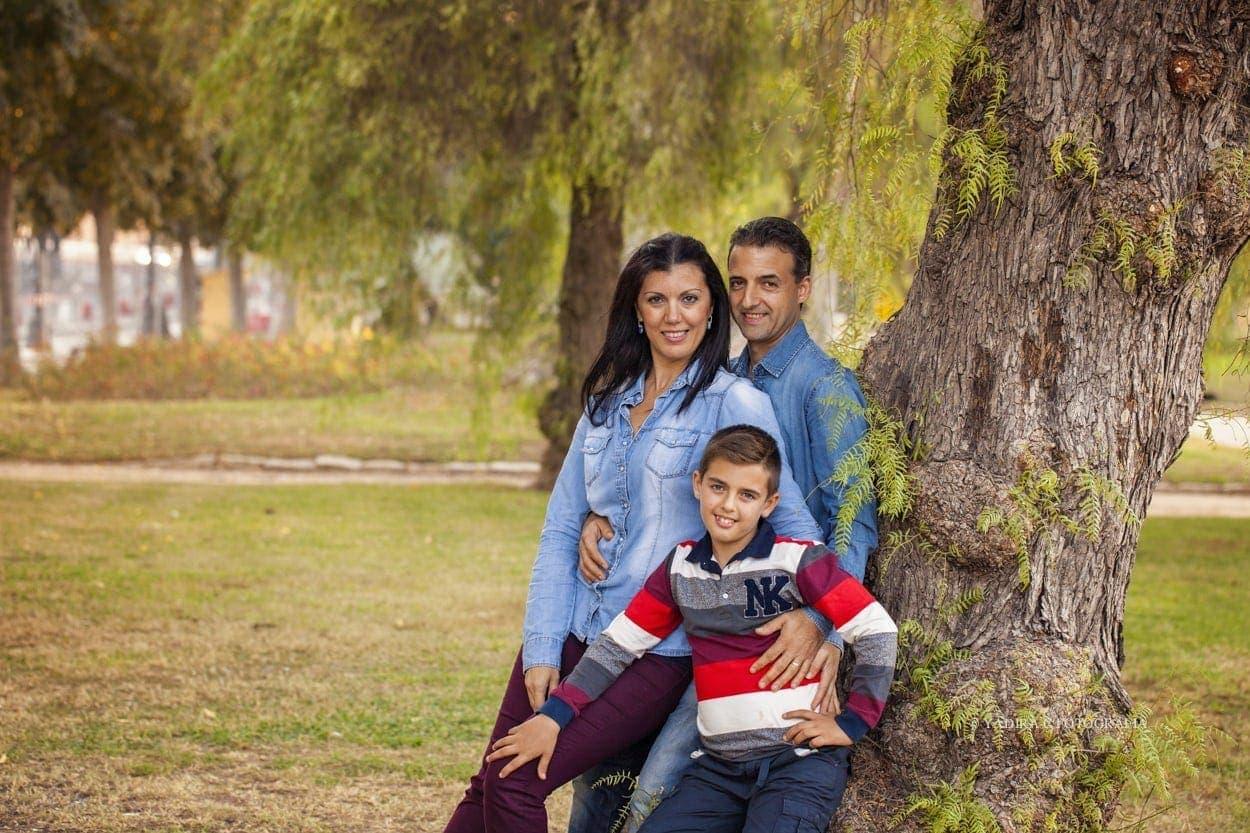 fotografia familiar infantil exterior torrent valencia