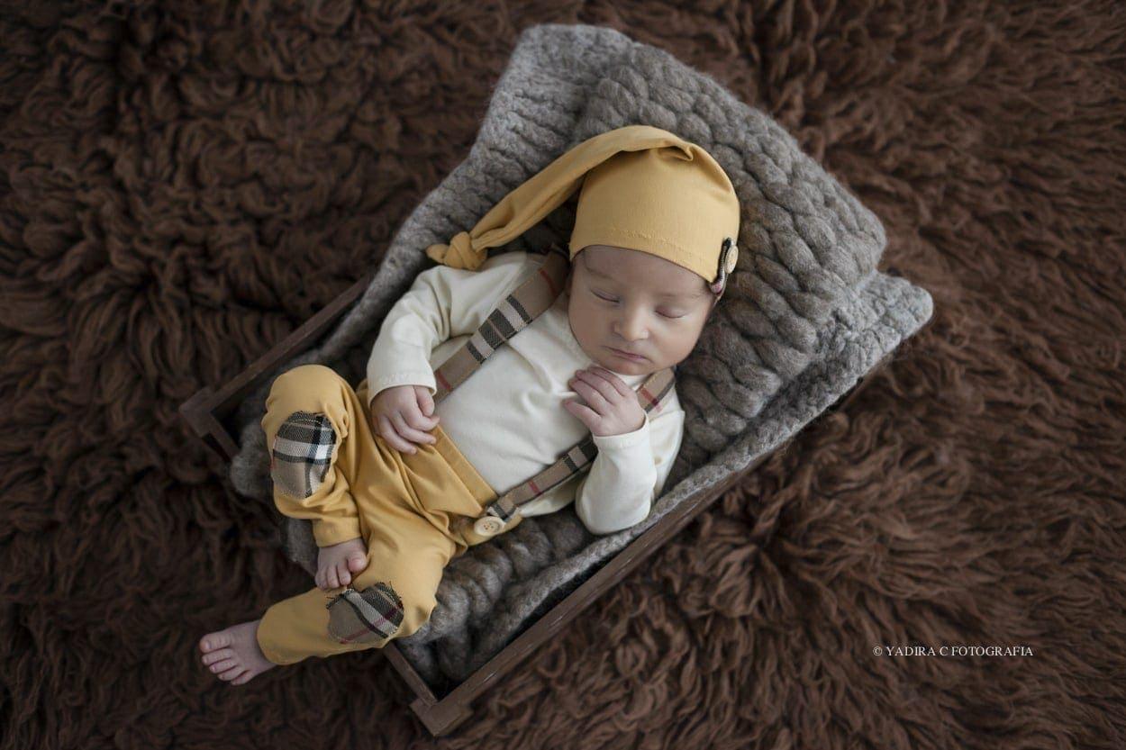La dulzura de la fotografía newborn, en Torrent, Valencia.