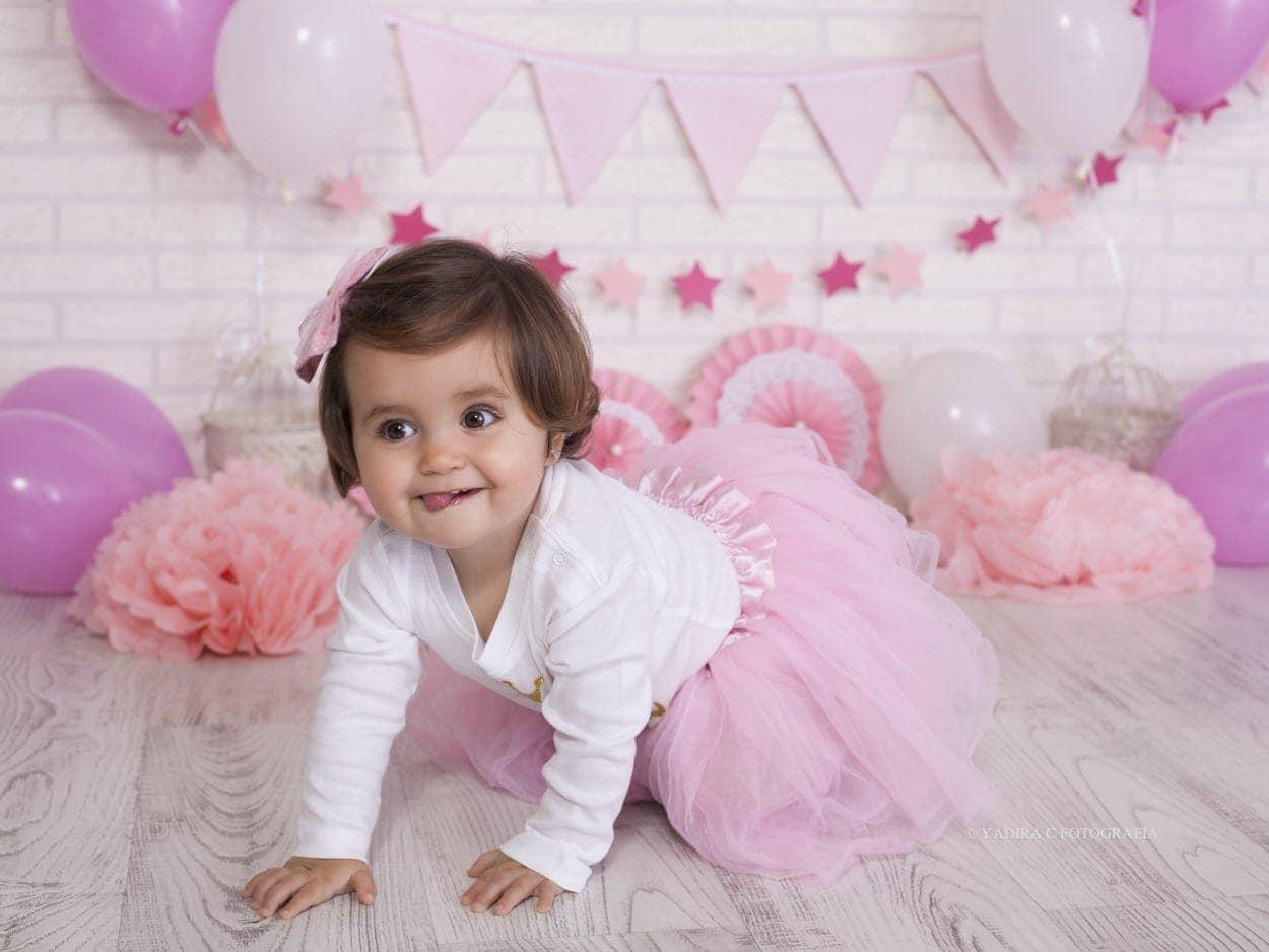 foto bebe infantil primer cumpleaños torrent valencia