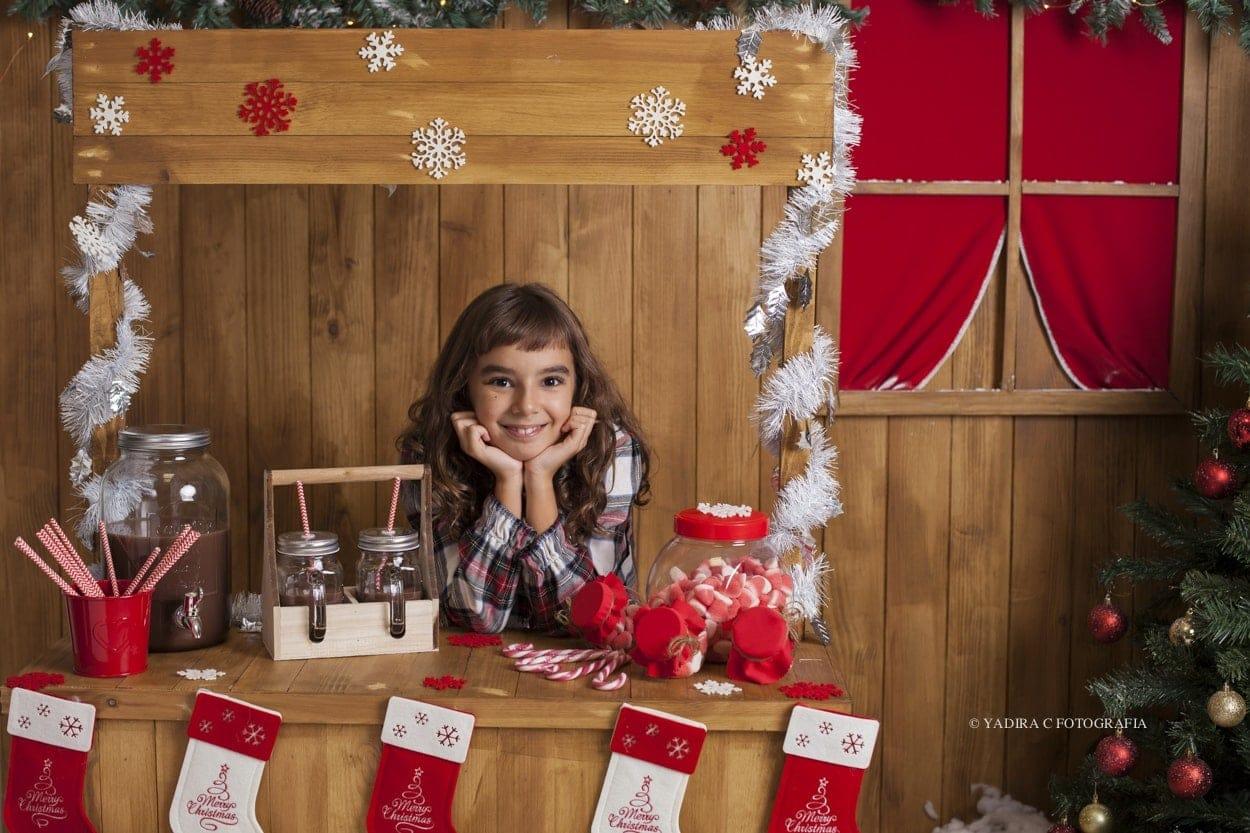 fotografia navidad infantil miños torrent valencia