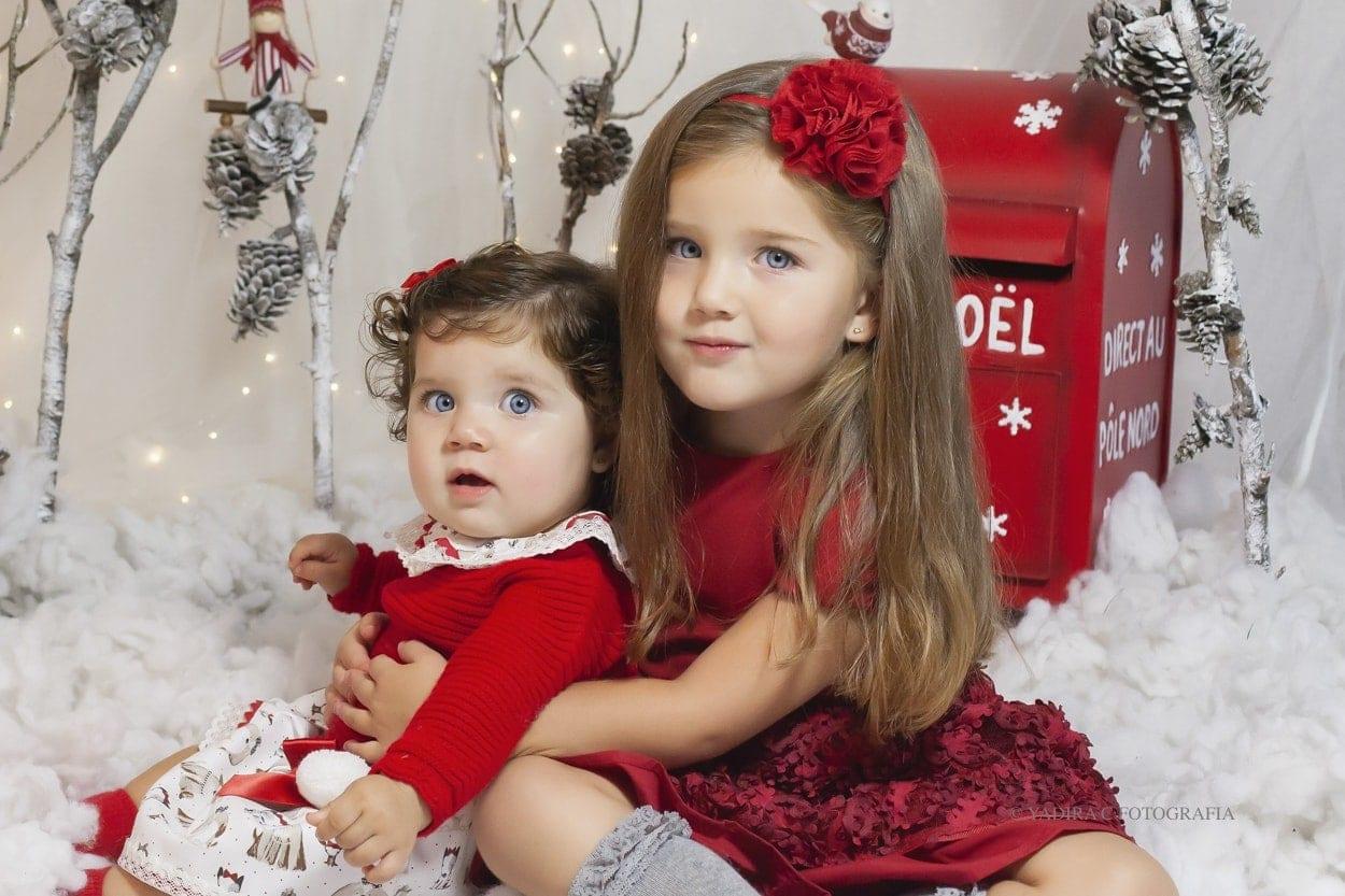 fotografia infantil navidad torrent valencia