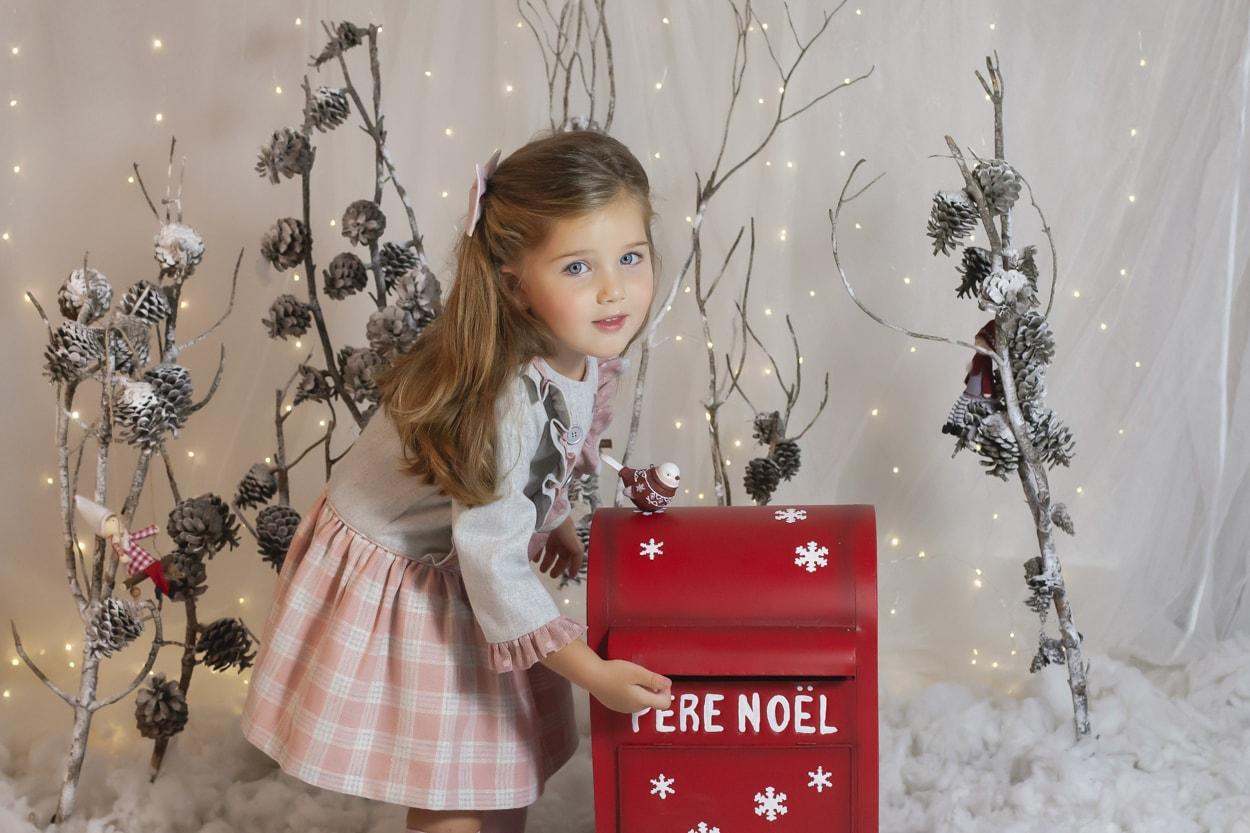 fotografia navidad infantil torrent valencia