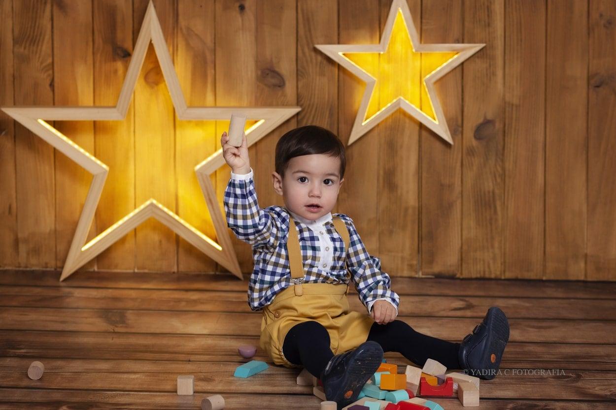 fotografa infantil cumpleaños primer año torrent valencia
