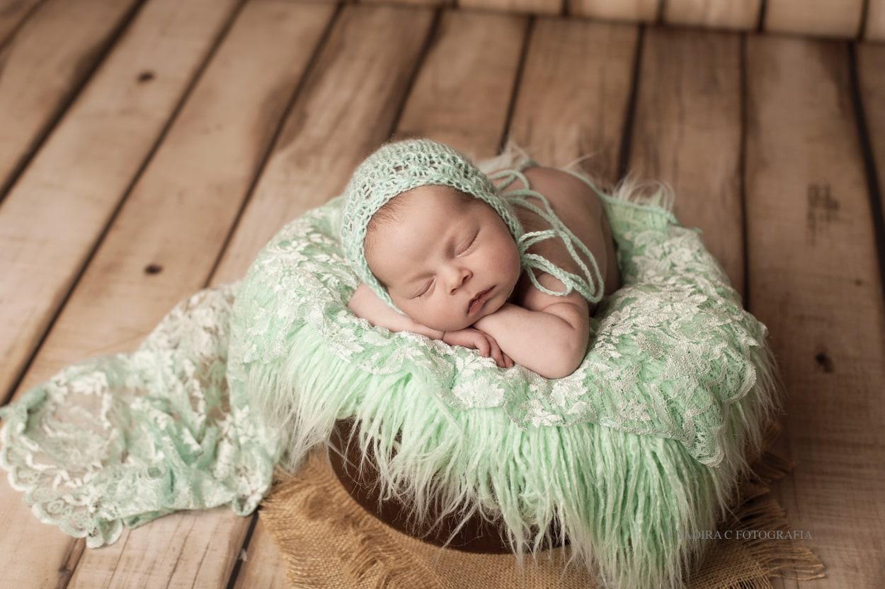 Ángela, fotografía de recién nacido en Torrent, Valencia