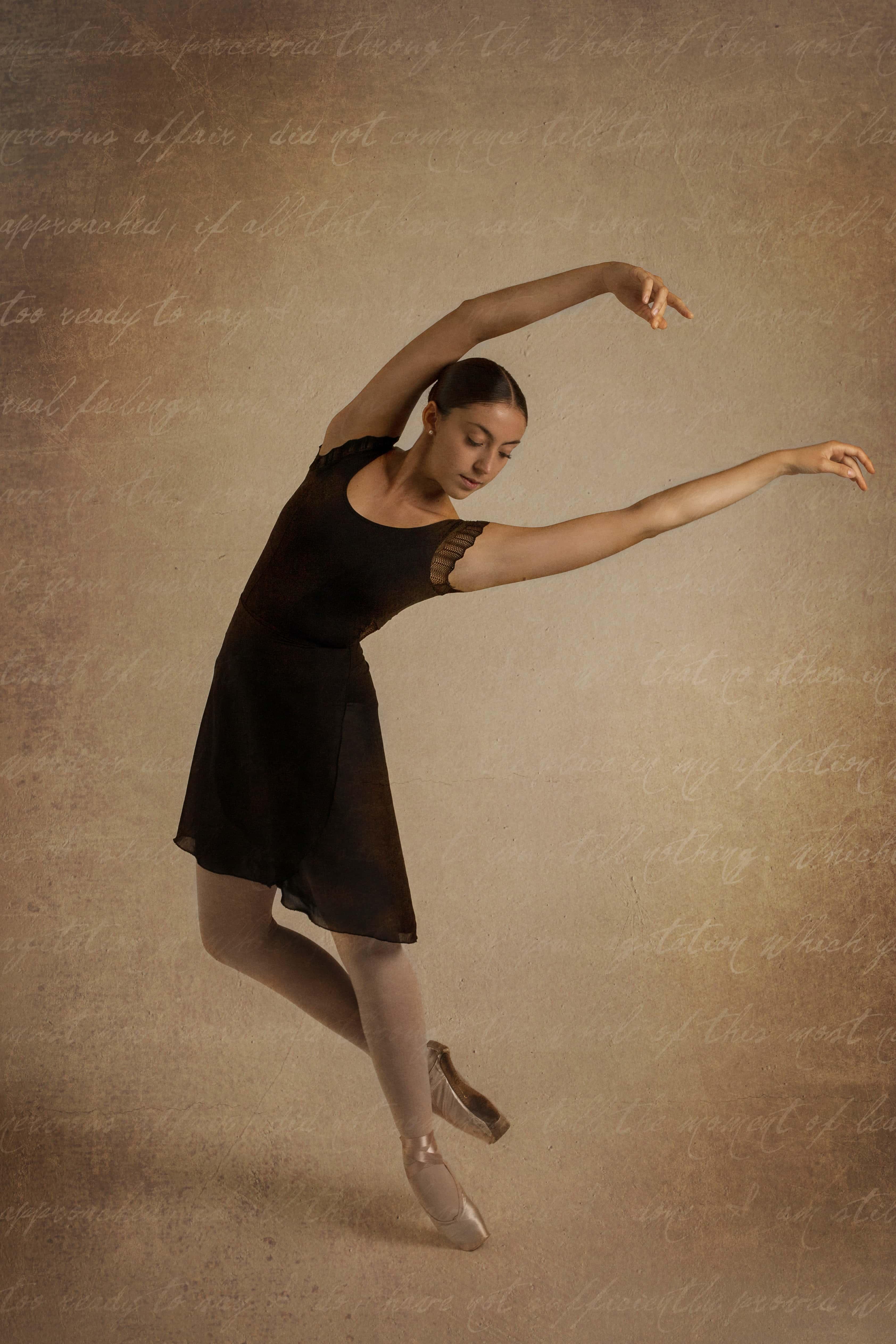 foto bailarinas danza ballet torrent valencia
