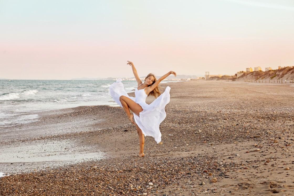 fotografia danza bailarina ballet torrent valencia