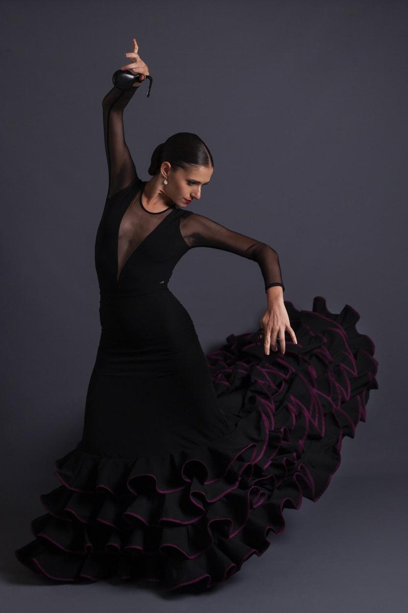 fotografia danza española bailarina torrent valencia